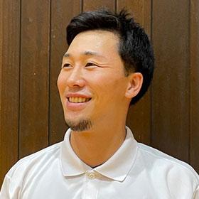 河谷 昇悟コーチ