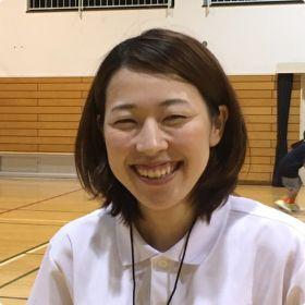 前川 晴子コーチ