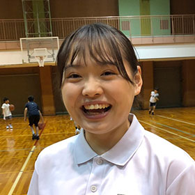 祢冝 菜々葉コーチ