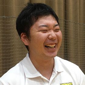 山口 隼人コーチ