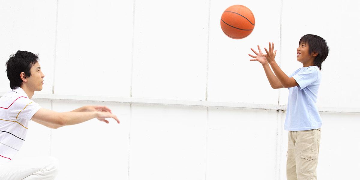 大阪のバスケ教室ダイアモンドBBSの育成理念