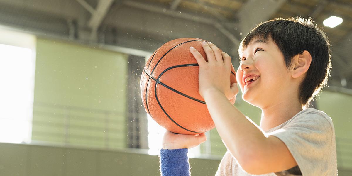 大阪のバスケ教室ダイアモンドBBSのスクール理念
