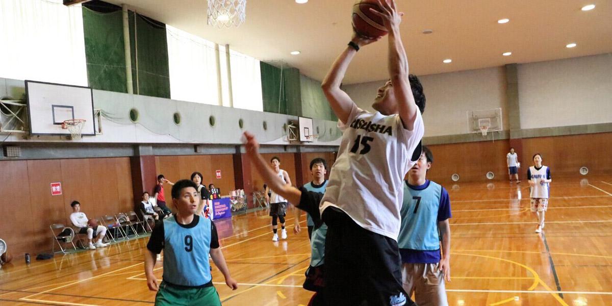 1DAYバスケットボール大会「ジョイフルリーグ」