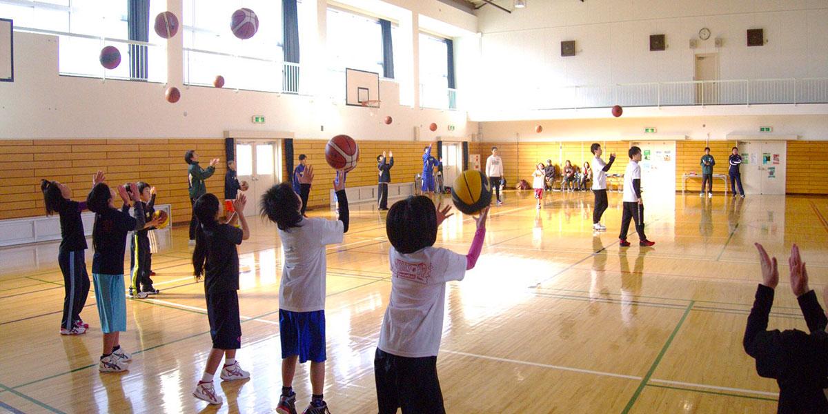 大阪のバスケットボール推進会サポーター募集