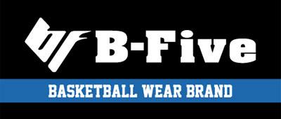 バスケットボールユニフォームブランドのBFIVE